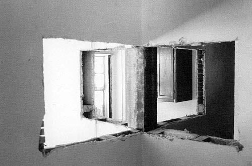 Bronx Floors- Gordon Matta-Clark 1972