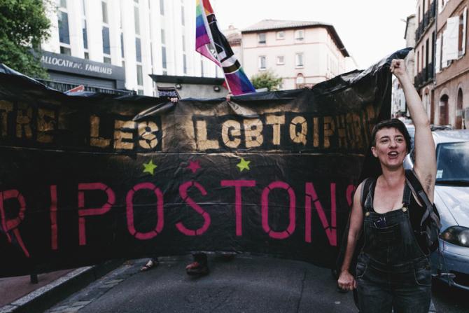 Pride de nuit - Toulouse
