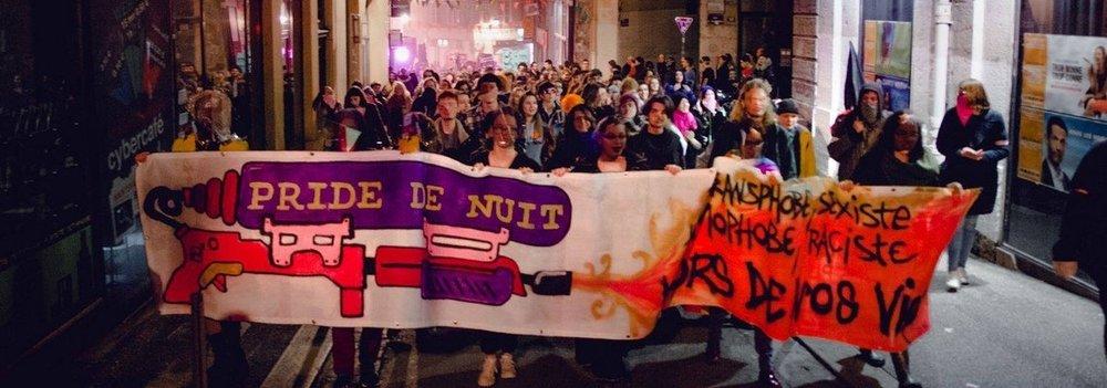 Pride de nuit - Lyon