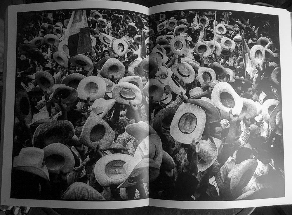 Campagne électorale, Chiquimula, Guatemala, 28 Février 1982