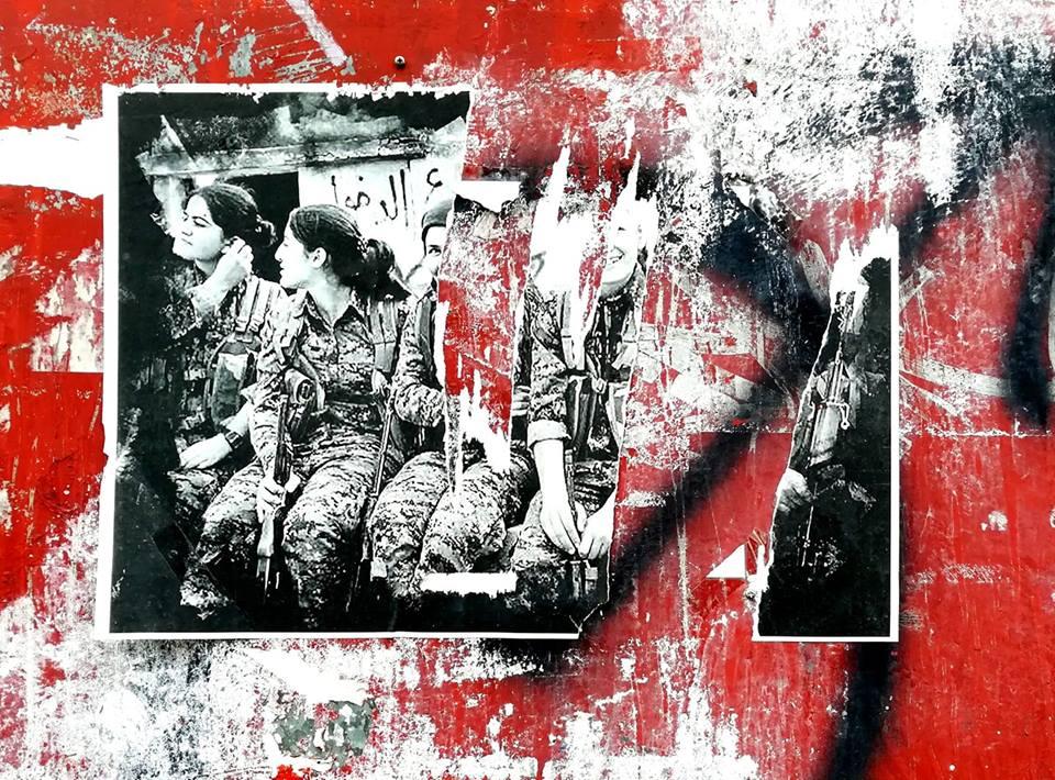 Livrer les kurdes à Erdogan, c'est trahir la liberté -