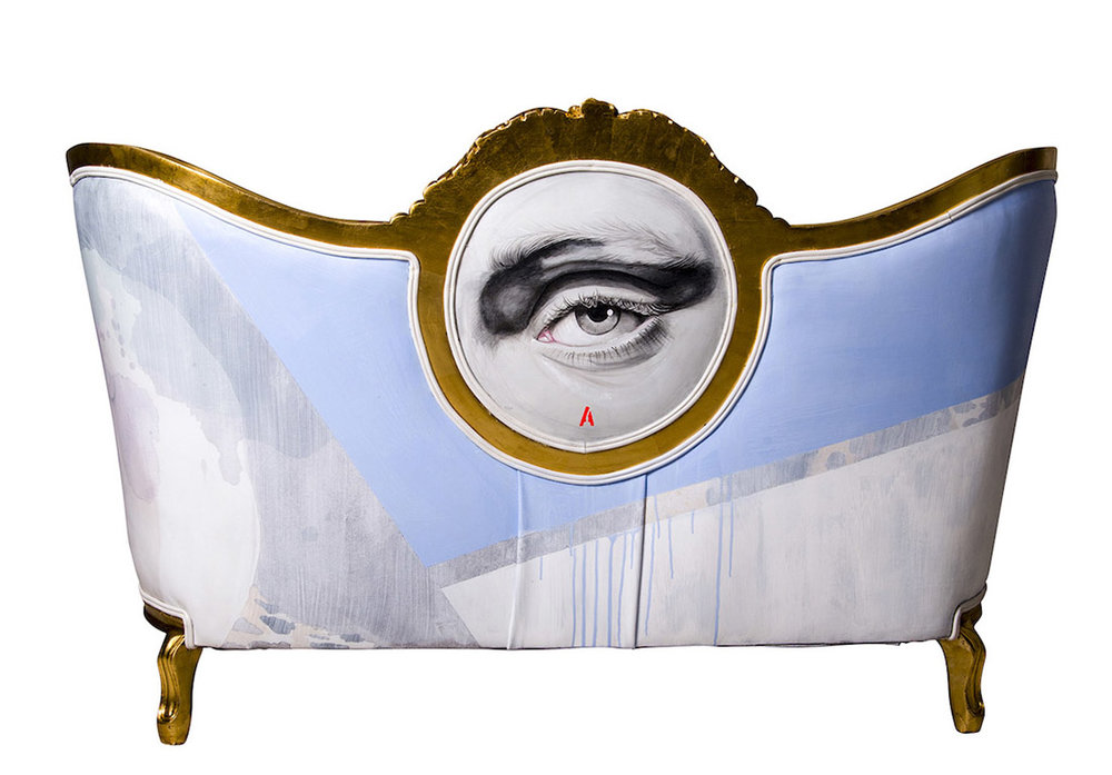 Gildo Medina, l'illustration mexicaine, choc et chic - Design   Quand l'hyperréalisme joue avec les codes du pop art le Mexicain Gildo Medina en fait son affaire et lui ouvre de nouvelles perspectives.