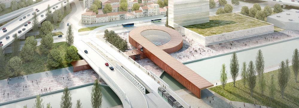Gare aux nouvelles gares! Le grand pari(s) urbain nous tente moyen - Architecture | Quelque chose nous trouble dans l'urbanisme  contemporain.