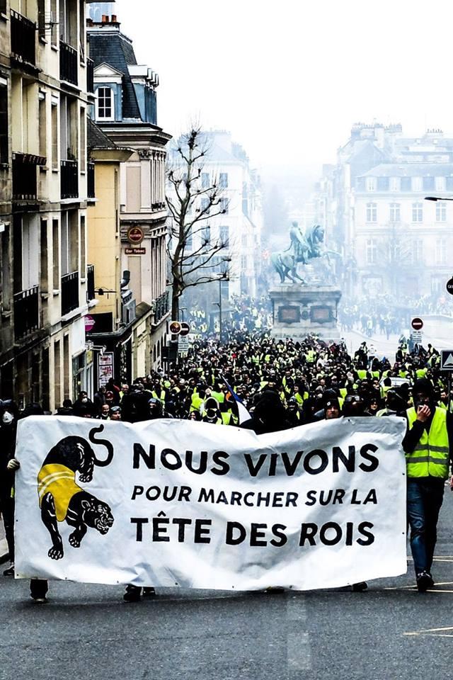 A ceux qui craignent les Gilets jaunes : ne nous dites pas que c'est à cause de l'extrême droite que vous n'êtes pas dans la rue -