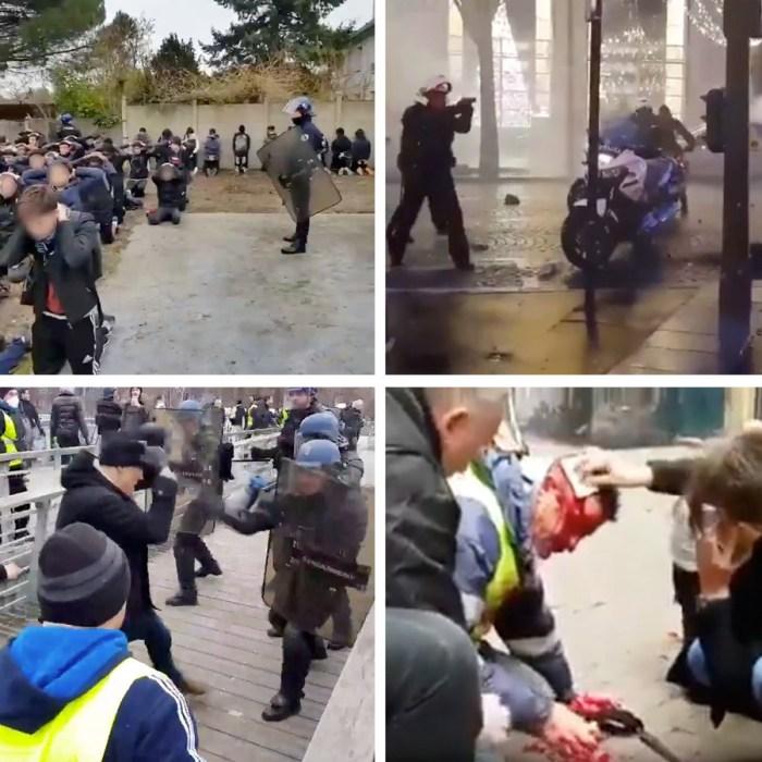 Gilets jaunes : pourquoi la vidéo l'a emporté sur le journalisme, par André Gunthert -