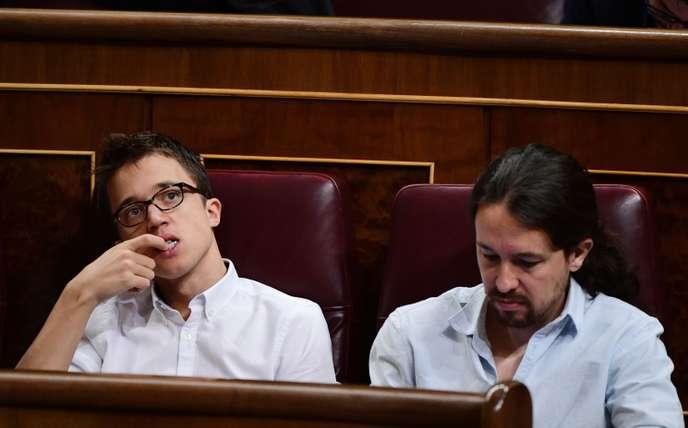 Inigo Errejon & Pablo Iglesias