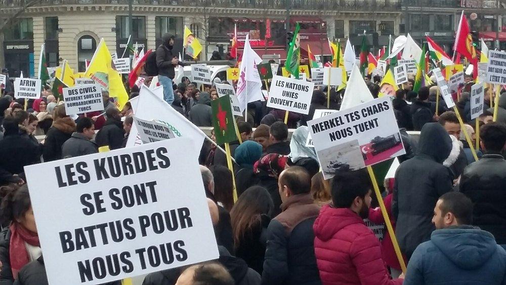 Syrie, Rojava • Qui veut y enterrer les Kurdes ? par Daniel Fleury -