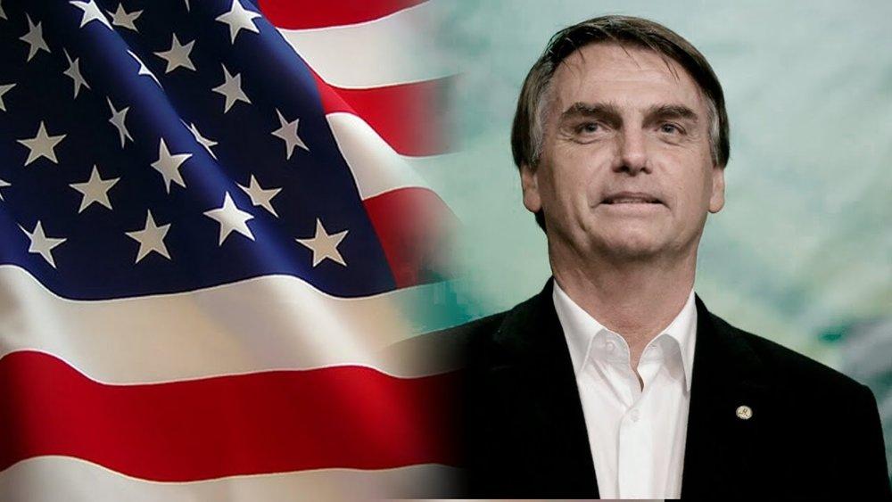 Le Brésil de Bolsonaro sera l'avant-poste des USA en Amérique Latine -