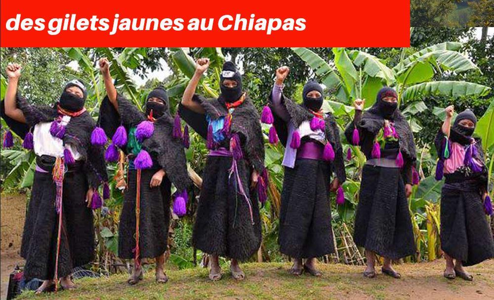 Raoul Vaneigem : Le combat des zapatistes est le combat universel de la vie contre la désertification de la terre   -