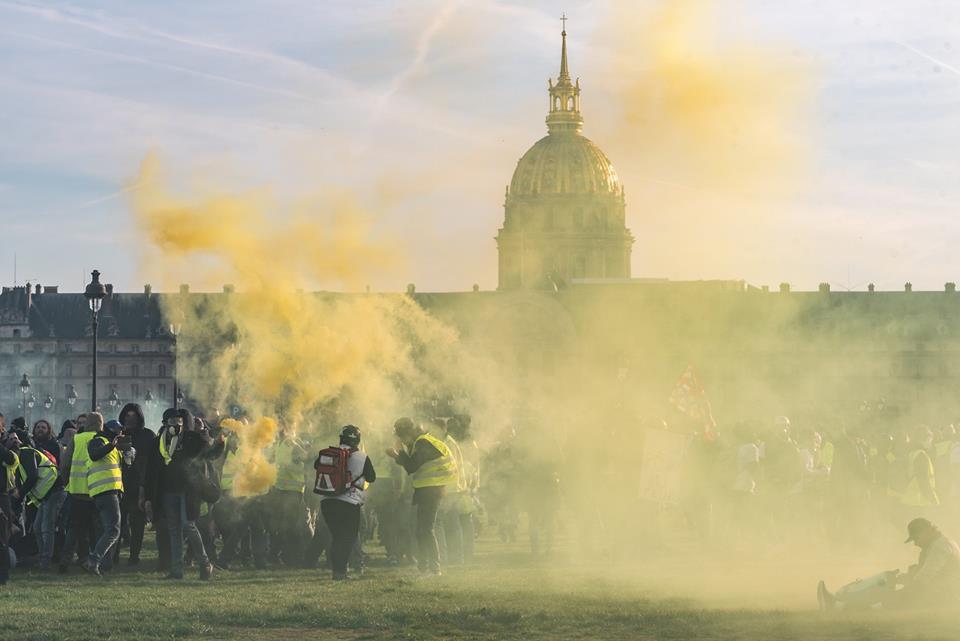 Gilets jaunes : Parce que c'est notre victoire !!! -