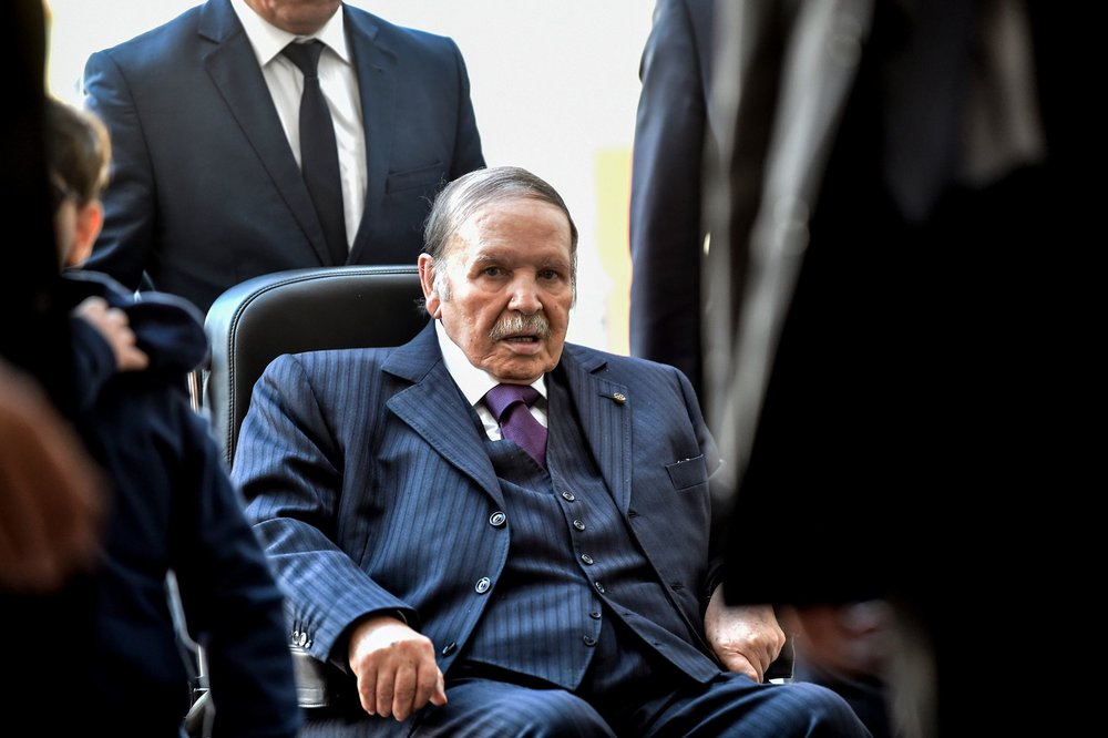 Lettre d'Amin Zaoui au président Abdelaziz Bouteflika -