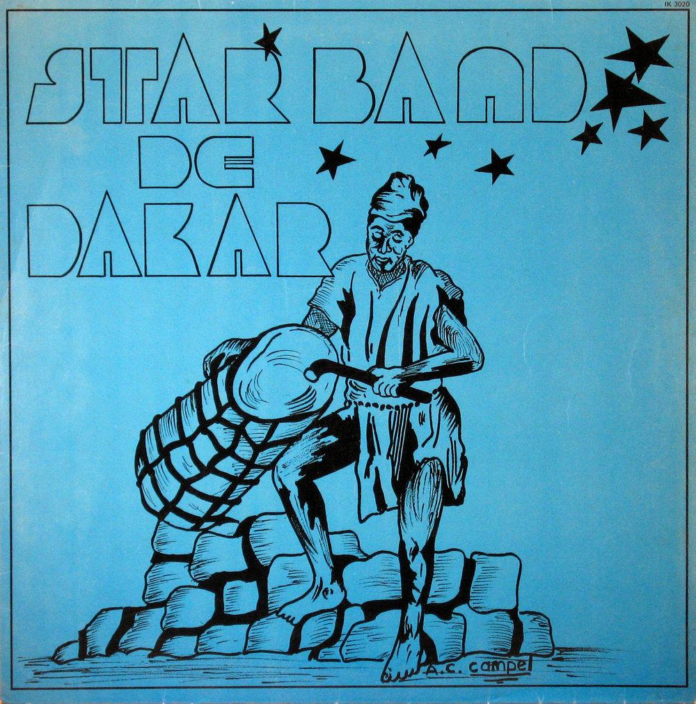 Musique - Le Star Band de Dakar, en version salsero -
