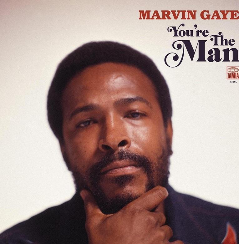 """Musique - Il n'est jamais trop tard. Marvin Gaye (enfin, presque) peut enfin sortir """"You're the Man"""", l'album de 1972 enterré par Motown -"""