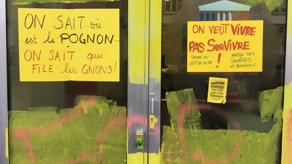 Social - Denis Maillard : hyper-présidence, élimination des corps intermédiaires et apparition des gilets jaunes -