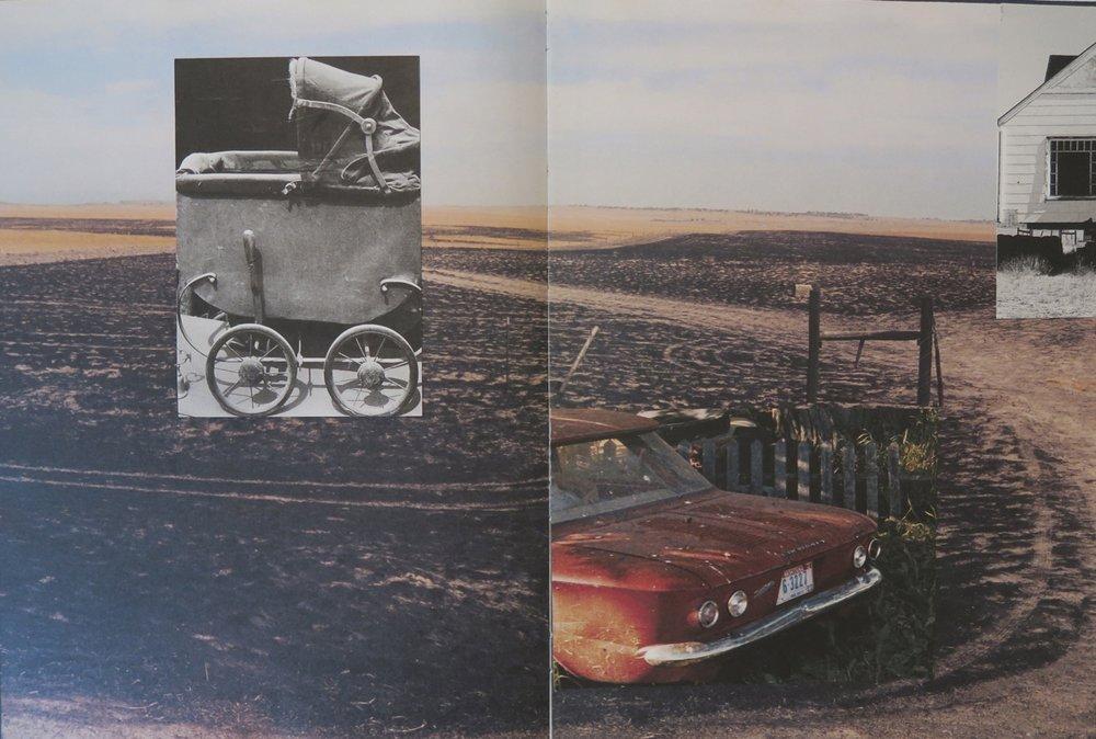 Photo - Après 45 ans de photo, Stéphane Duroy se réinvente peintre chez VU -