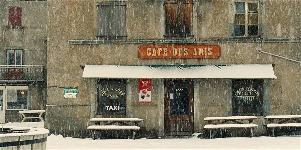 Mix - Café Depardon, Street No Chaser… -
