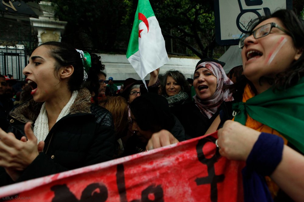 Algérie - Ce vendredi, solidarité avec le