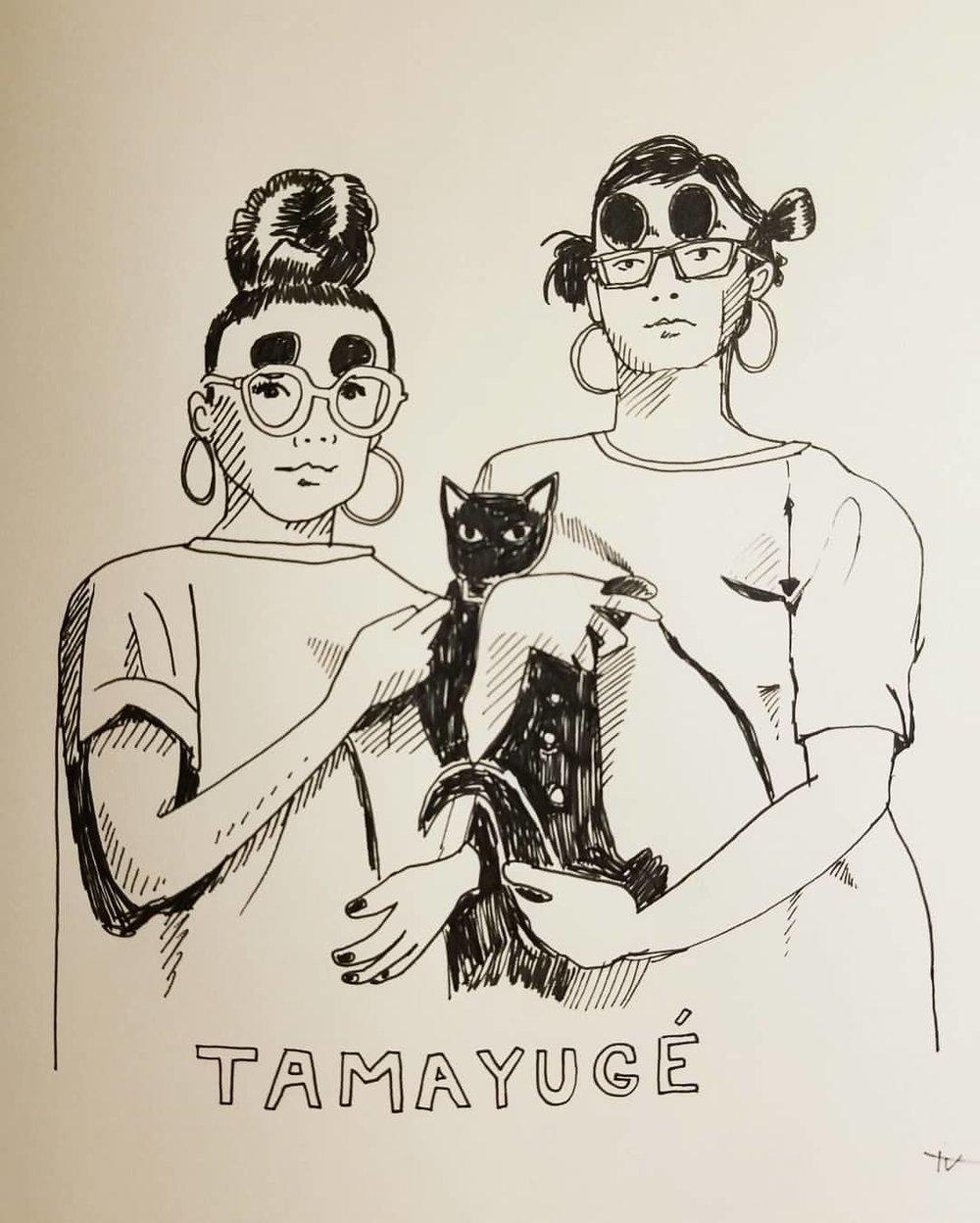 Tamayugé