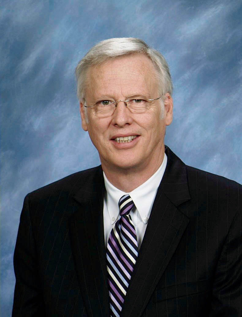 Steve Hartman Senior Pastor