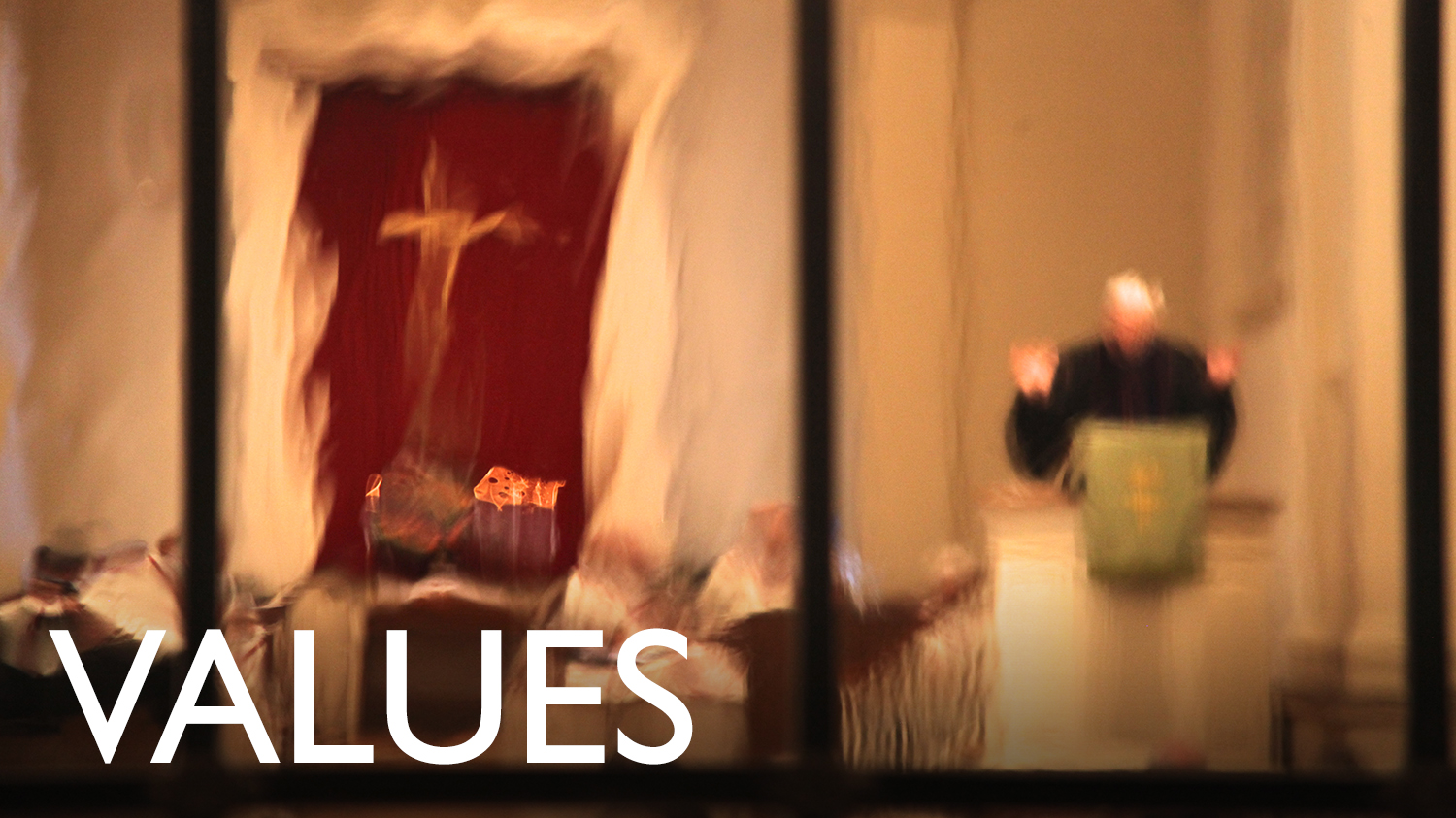 What values guide worship at Third Church?