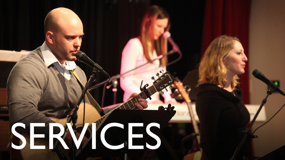 What are Third's Worship services like?