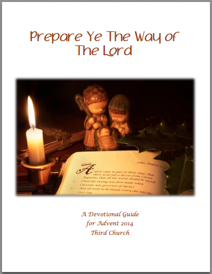 click to download the Advent Devotional Guide