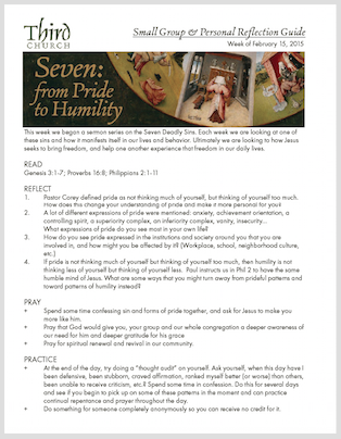 The study guide will be available after the services on Sunday on the Sermon Audio page.  Click  HERE  or the image to go there now.