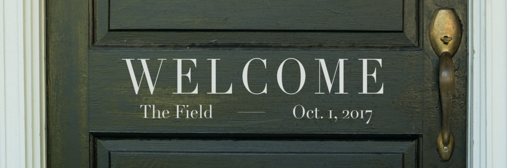 4. Welcome Series_Weekly Banner Field.png