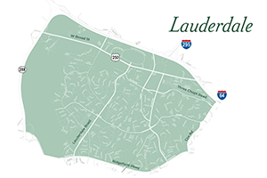 Lauderdale parish map Thumbnail.png