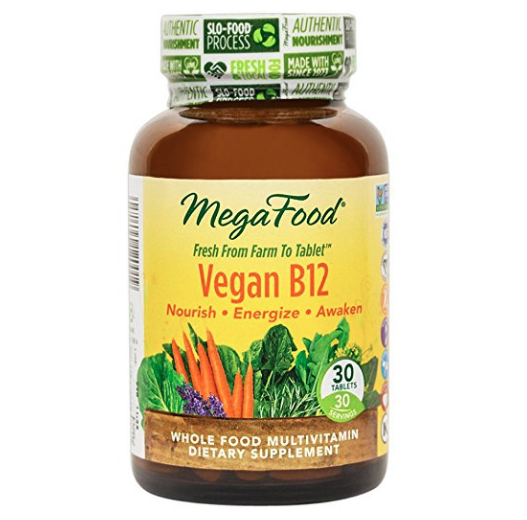 MegaFood - Vegan B12