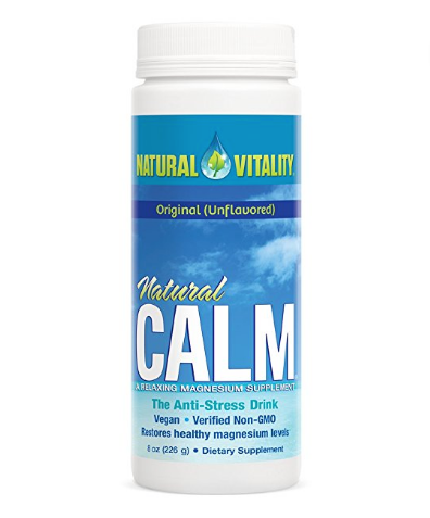 natural vitality natural calm magnesium