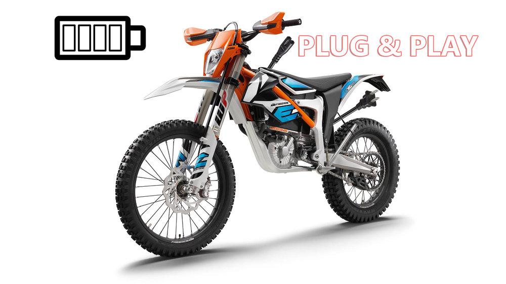 KTM Freeride E-XC