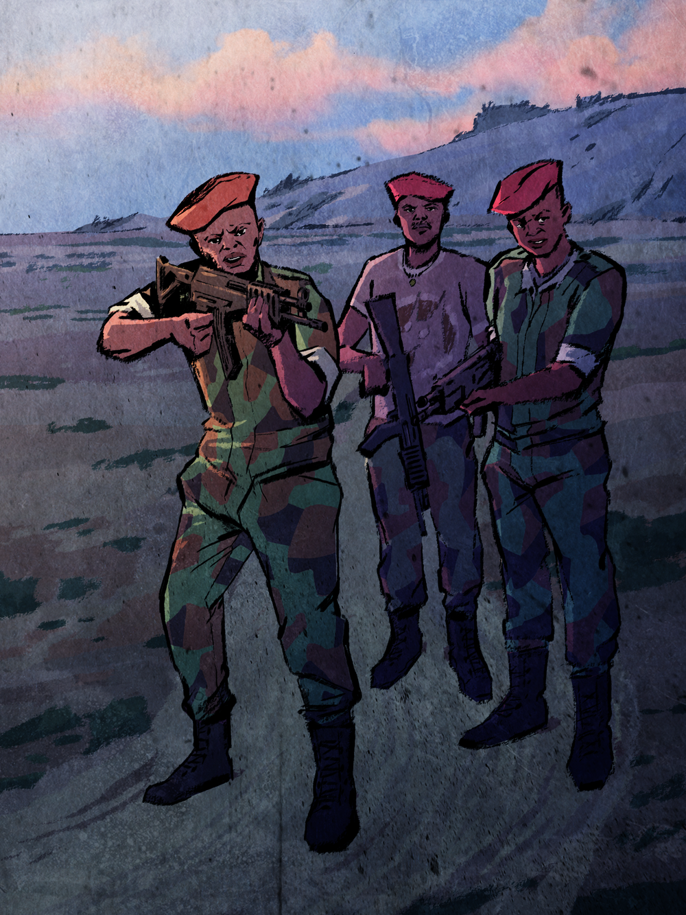 Panel Artwork
