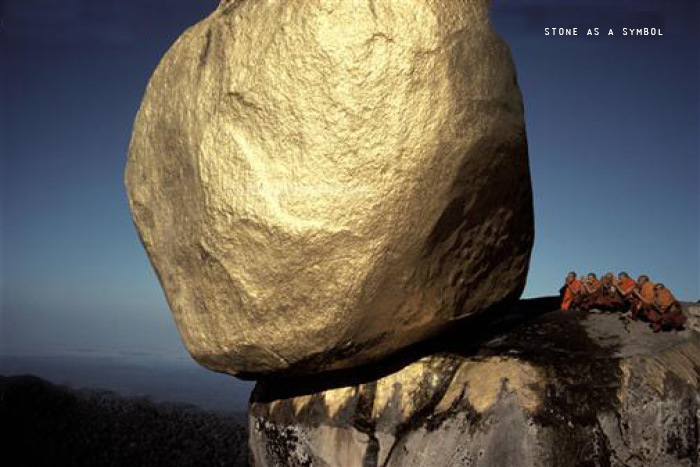 Stone, the inanimate mineral object is found all around us, commonly used for functional use, or dismissed as something on the side of the road, has also been monuments, places of worship, and symbols throughout history.