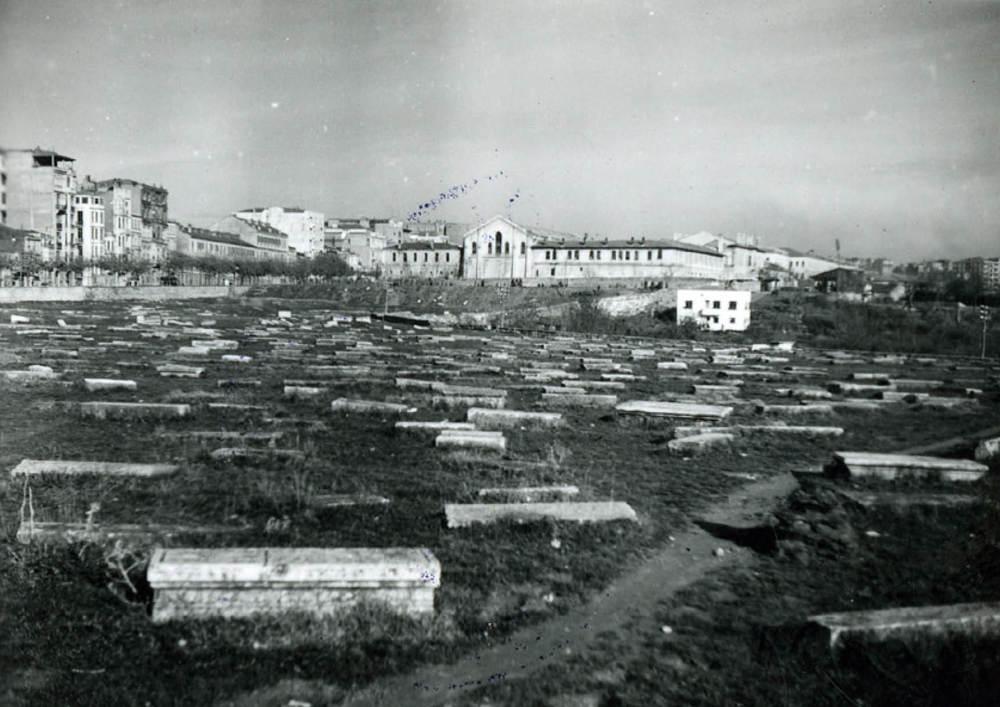 ARMENIAN CEMETARY