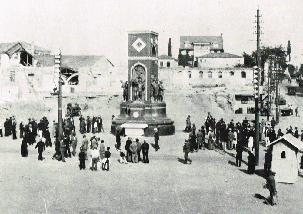 THE REPUBLIC MONUMENT