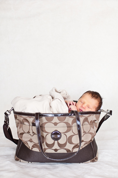 Jay McIntyre Photography Coach Diaper Bag