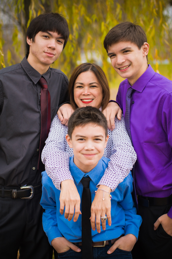 Jay McIntyre Photography The Pepper Family