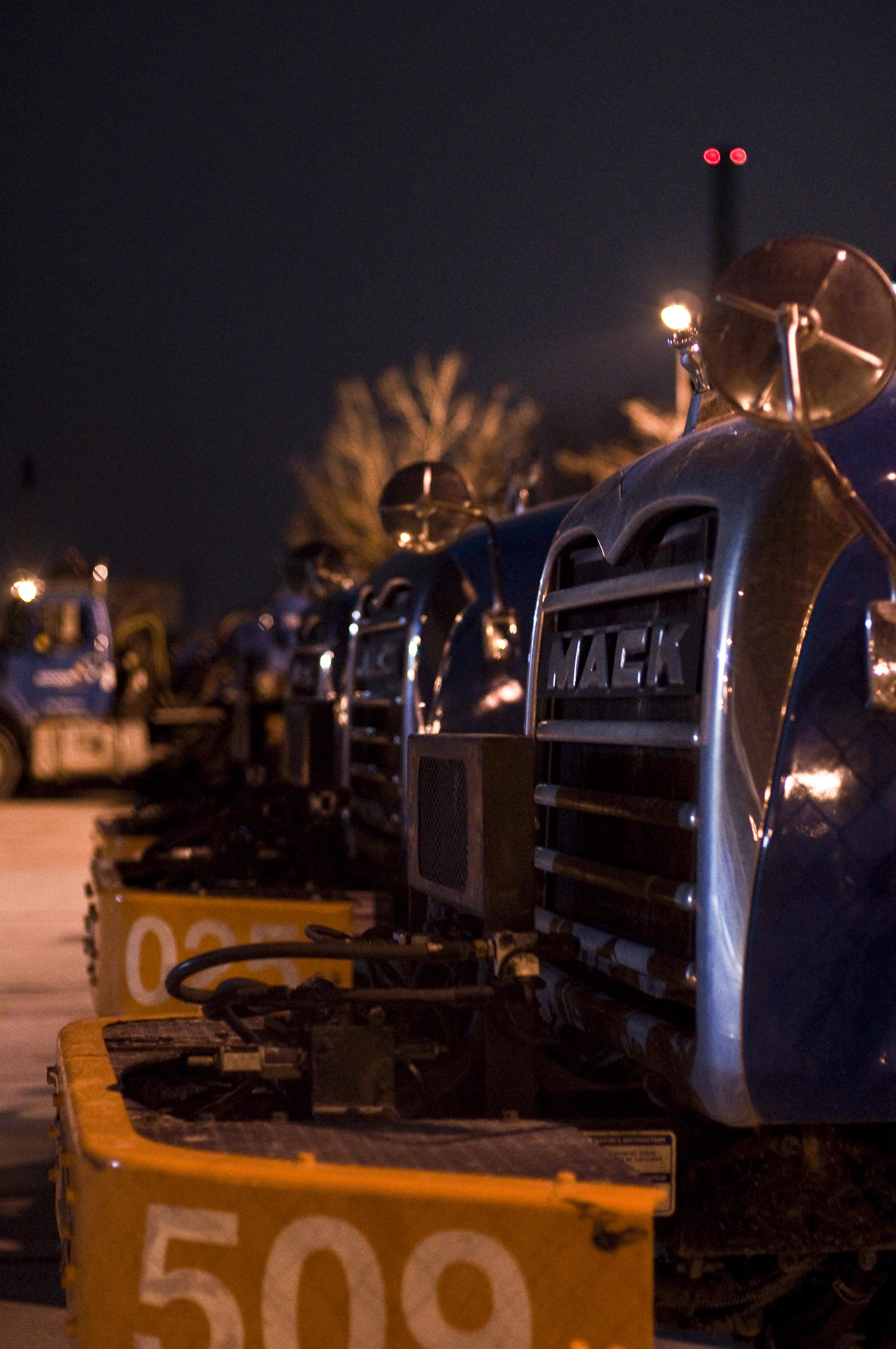 Mack Truck Lineup