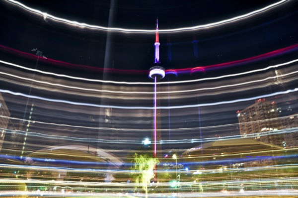 Jay McIntyre Photography CN Tower Pan