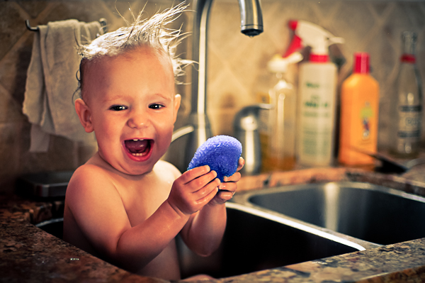 Jay McIntyre Photography Bathtime