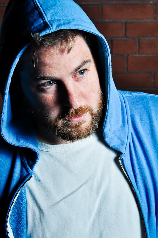 Street portrait Jay McIntyre Photography