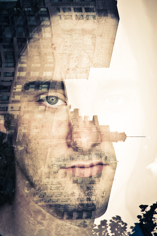 Jay McIntyre Photography, Jeremy - Double Exposure