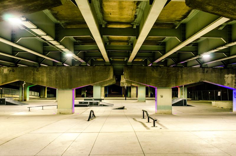Underpass Park Toronto Jay McIntyre Photography