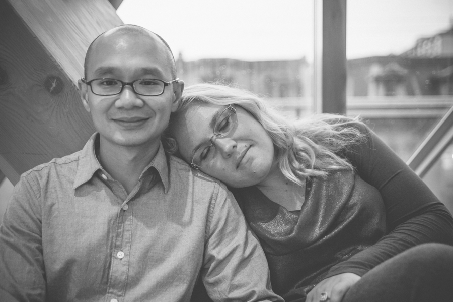 Alfred and Tanya engagement Jay McIntyre Photography Toronto wedding photographer