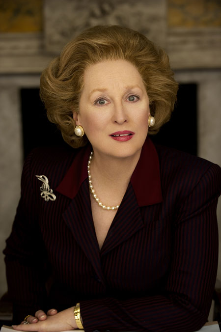 totalfilm :      First image of Meryl Streep as Margaret Thatcher in The Iron Lady    Holy shit. LOL.