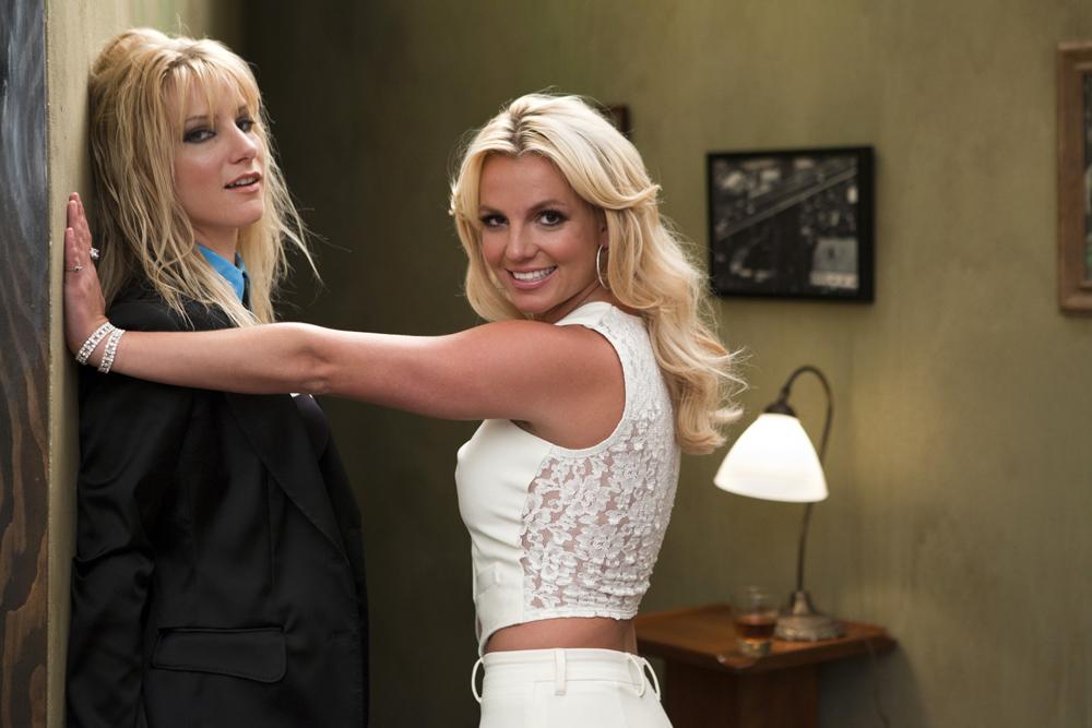 Britney & Britney…..can't wait! (i'm a closet gleek)…..  (via  ilovebritneyspears )