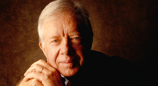 Jimmy Carter: Former President of the United States, Nobel Peace Laureate and veteran peace negotiator; dedicated to advancing peace, democracy and health worldwide.