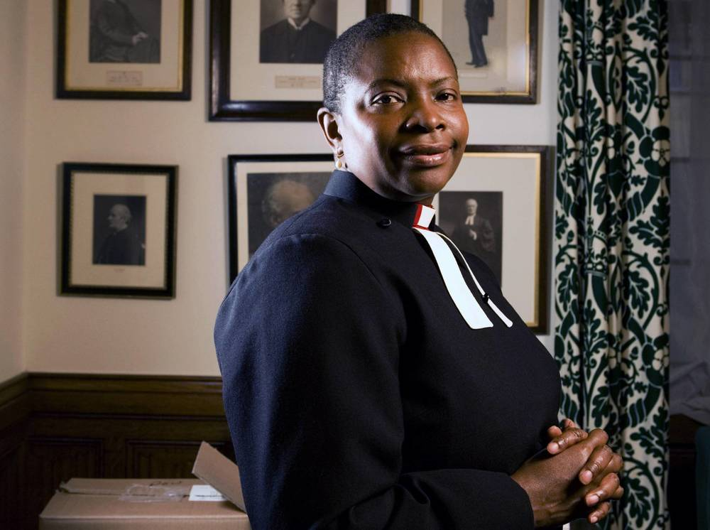 The Reverend Rose Hudson-Wilkin | Photo from The Independent