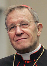 Germany's Cardinal Kasper